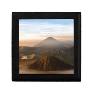 Mount Bromo Keepsake Box