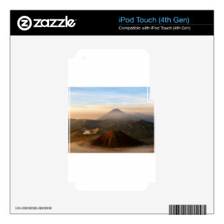Mount Bromo iPod Touch 4G Skins