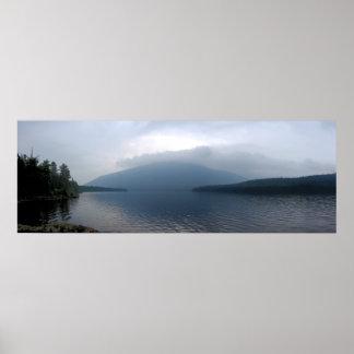 Mount Carleton: New Brunswick Poster
