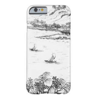 Mount Chang and Lake Chou, from 'Jardins Anglo-Chi Barely There iPhone 6 Case