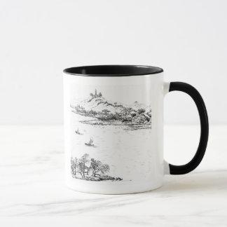 Mount Chang and Lake Chou, from 'Jardins Anglo-Chi Mug