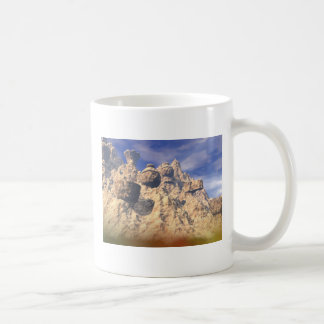 Mount Chessmore (righthanded) Classic White Coffee Mug