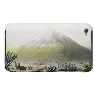 Mount Chimborazo, Ecuador, from 'Le Costume Ancien Barely There iPod Case