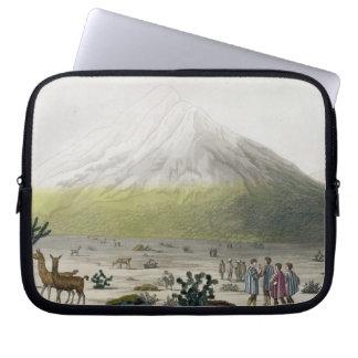 Mount Chimborazo, Ecuador, from 'Le Costume Ancien Computer Sleeve