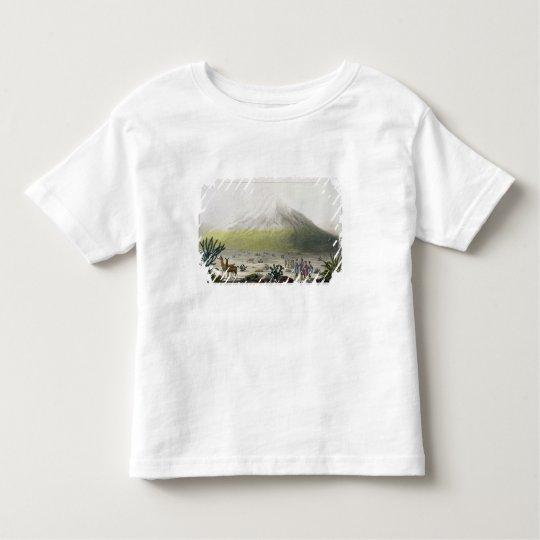 Mount Chimborazo, Ecuador, from 'Le Costume Ancien Toddler T-shirt