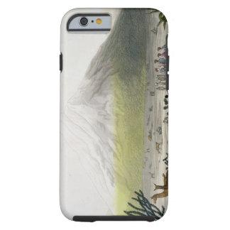 Mount Chimborazo, Ecuador, from 'Le Costume Ancien Tough iPhone 6 Case
