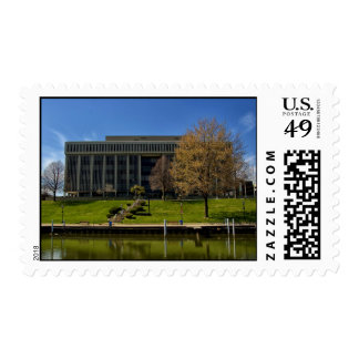 Mount Clemens, Michigan USA Postage