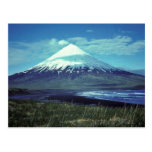 Mount Cleveland Volcano,Islands of Four Mountains, Post Cards