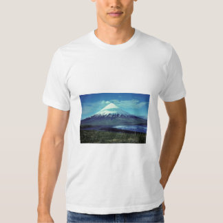 Mount Cleveland Volcano,Islands of Four Mountains, Tshirt