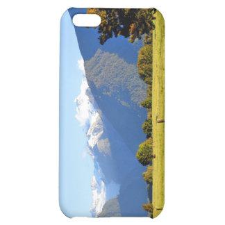 Mount Cook and Mount Tasman, New Zealand iPhone 5C Case