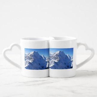 Mount Cook (Aoraki) Peak, New Zealand Coffee Mug Set