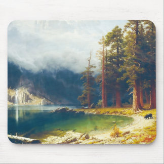 Mount Corcoran by Albert Bierstadt 1876–77 Mouse Pad