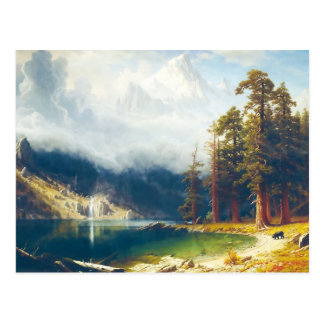 Mount Corcoran by Albert Bierstadt 1876–77 Postcard