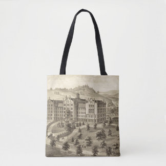 Mount de Chantal, near Wheeling, West Virginia Tote Bag