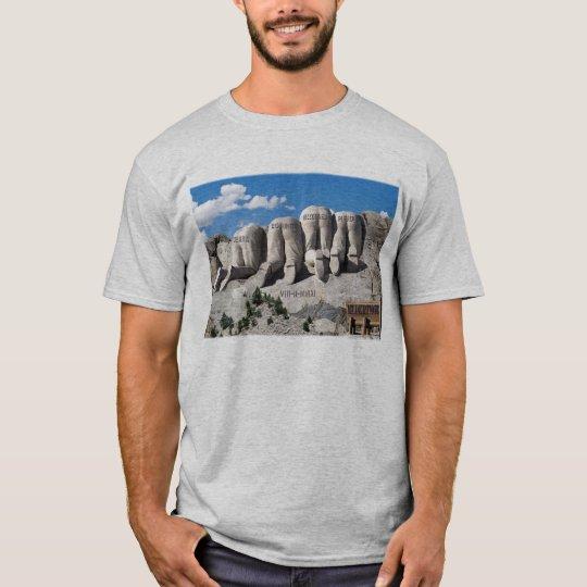 Mount Debtmore T-Shirt