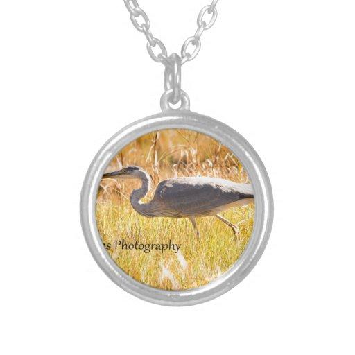 Mount Desert Great Blue Heron Jewelry