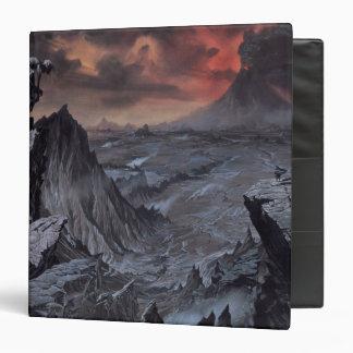 Mount Doom 3 Ring Binders