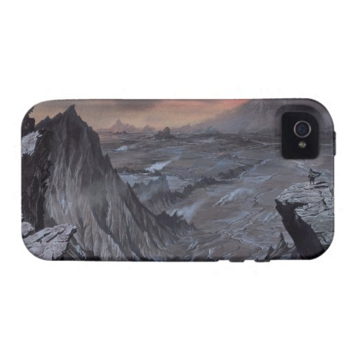 Mount Doom iPhone 4 Covers