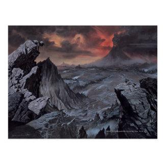Mount Doom Postcard