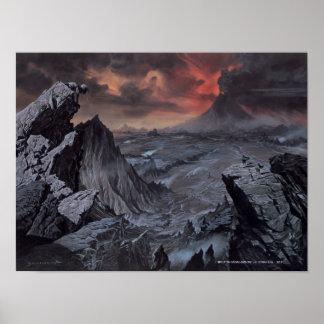 Mount Doom Poster