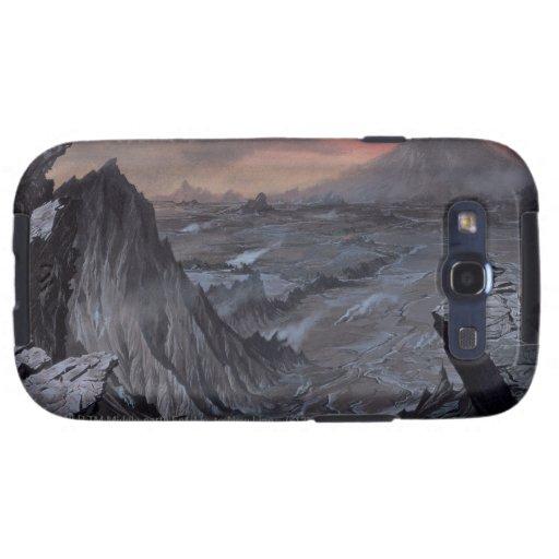 Mount Doom Samsung Galaxy SIII Cases