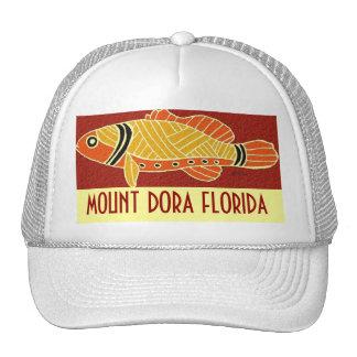 MOUNT DORA FISH HAT