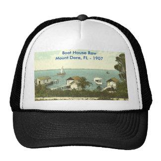 MOUNT DORA, FL - Boat House Row, 1907 Trucker Hat