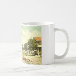 Mount Dora, FL - Downtown - 1907 Coffee Mug