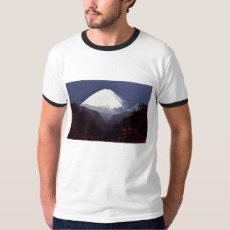 Mount Elbrus, The Moonlit Night T-Shirt