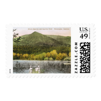 Mount Equinox, Manchester, Vermont Vintage Postage Stamps
