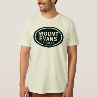 Mount Evans 14,265 FT CO Mountain T-Shirt