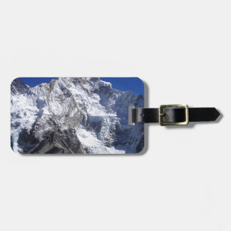 Mount Everest 2 Luggage Tag
