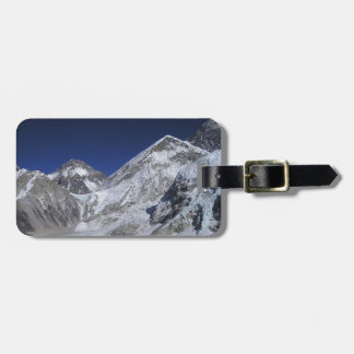 Mount Everest 6 Luggage Tag