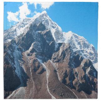 Mount Everest 7 Cloth Napkin