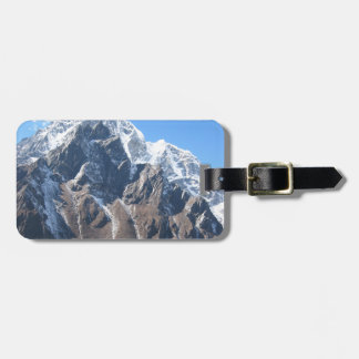 Mount Everest 7 Luggage Tag