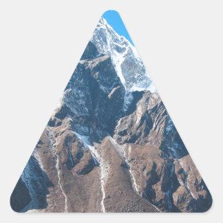 Mount Everest 7 Triangle Sticker