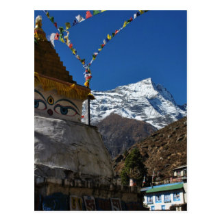 Mount Everest 8 Postcard