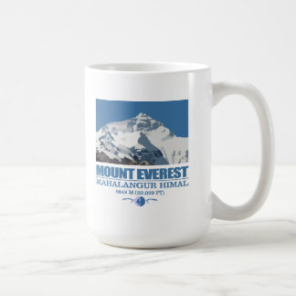 Mount Everest Coffee Mug