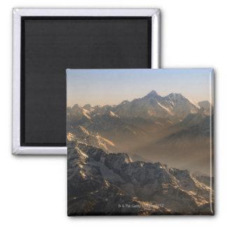Mount Everest, Himalaya Mountains, Asia Fridge Magnets