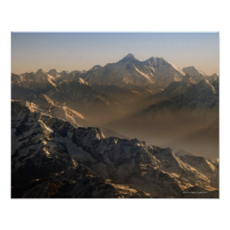 Mount Everest, Himalaya Mountains, Asia Poster