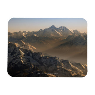 Mount Everest, Himalaya Mountains, Asia Vinyl Magnet