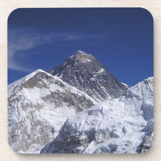 Mount Everest Photo Drink Coaster