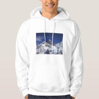Mount Everest Photo Hoodie