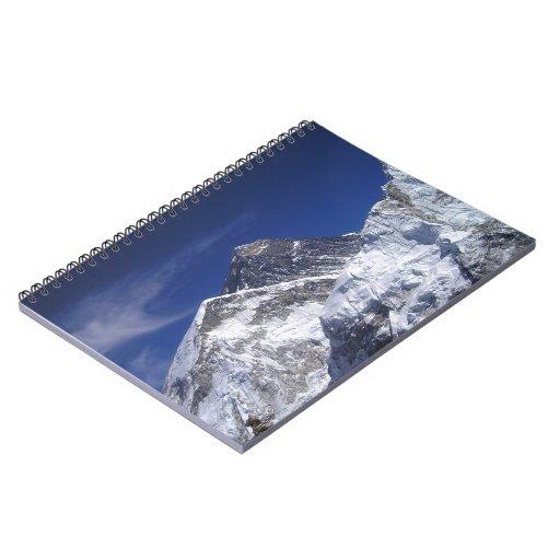 Mount Everest Photo Journal