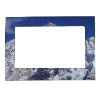 Mount Everest Photo Magnetic Picture Frame