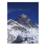 Mount Everest Photo Postcard