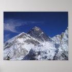 Mount Everest Photo Poster