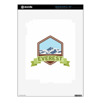 Mount Everest Skin For iPad 2