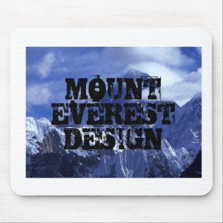 Mount Eversest Design mouse pad