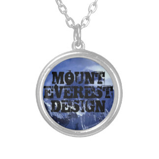 Mount Eversest Design necklace